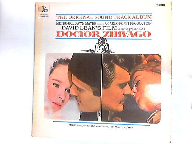Doctor Zhivago Original Soundtrack Album LP by Maurice Jarre