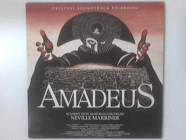 Amadeus (Original Soundtrack Recording) by Sir Neville Marriner