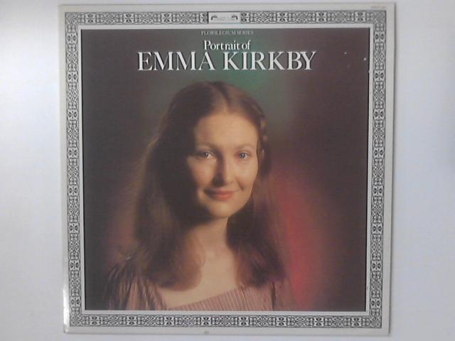 Portrait Of Emma Kirkby by Emma Kirkby