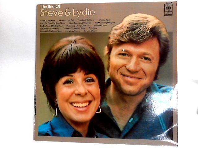 The Best Of Steve & Eydie Comp By Steve & Eydie