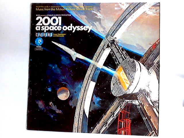 2001 A Space Odyssey LP by Various