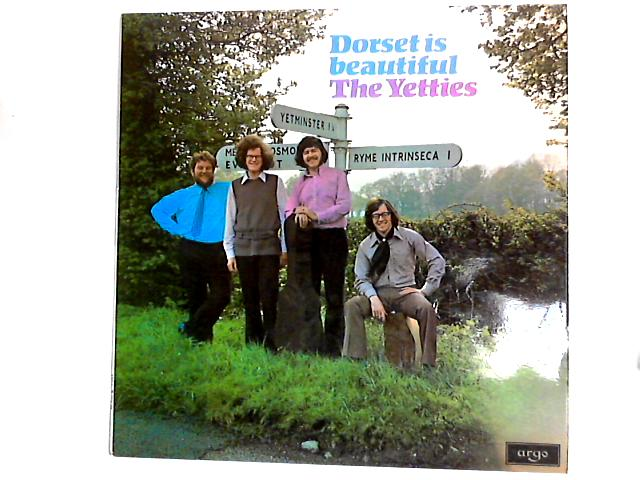 Dorset Is Beautiful LP by The Yetties