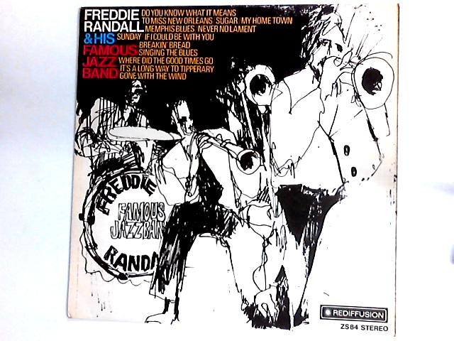 Untitled LP By Freddie Randall & His Famous Jazz Band