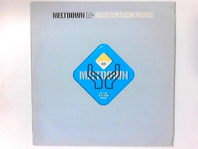 My Life Is In Your Hands - Blue Amazon Mixes By Meltdown