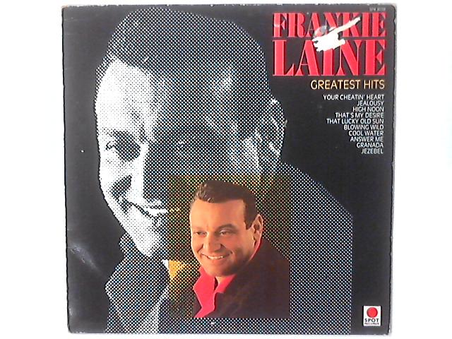 Greatest Hits by Frankie Laine
