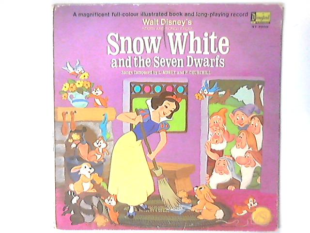 Unknown Artist - Walt Disney's Story And Songs From Snow White And The Seven Dwarfs