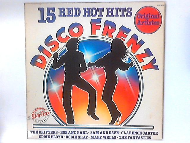 Disco Frenzy - 15 Red Hot Hits By Various