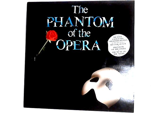 The Phantom Of The Opera 2 x LP Gat + Booklet by Andrew Lloyd Webber