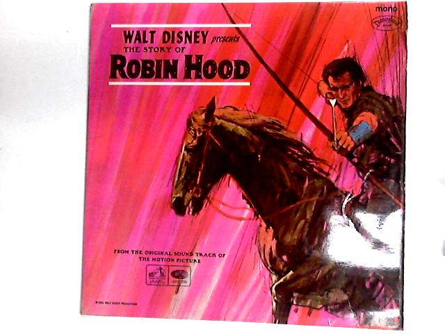 The Story Of Robin Hood LP by Dal McKennon