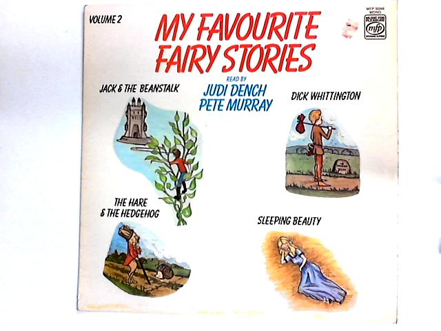 My Favourite Fairy Stories LP by Judi Dench