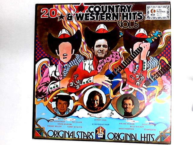 20 Country & Western Hits Vol. 5 Comp by Various