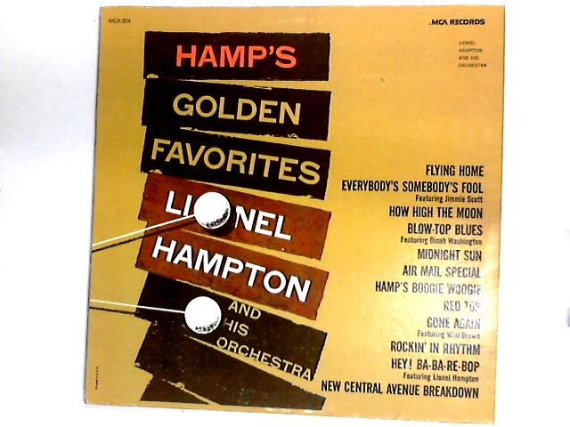 Hamp's Golden Favorites Comp by Lionel Hampton And His Orchestra