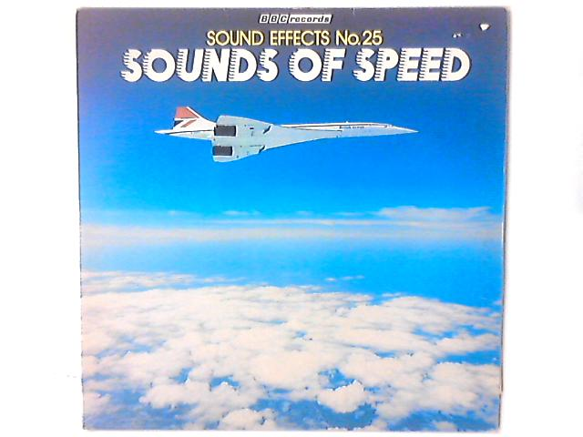 Sound Effects No.25 Sounds Of Speed by No Artist