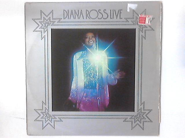 Diana Ross Live by Diana Ross