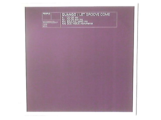 Let Groove Come by Quango