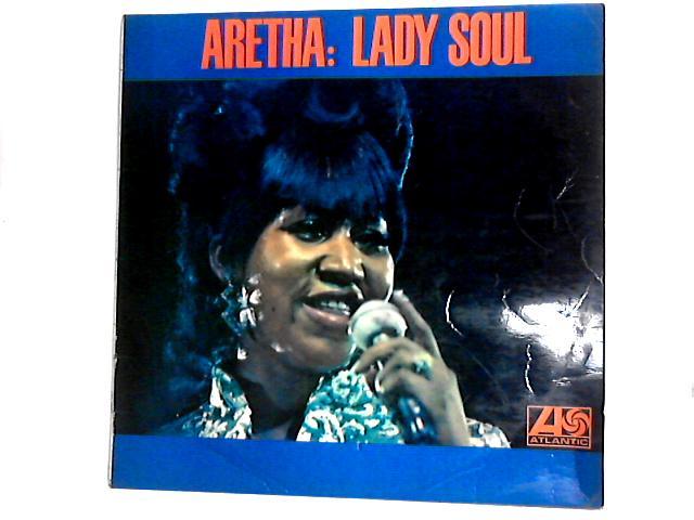 Lady Soul LP by Aretha Franklin