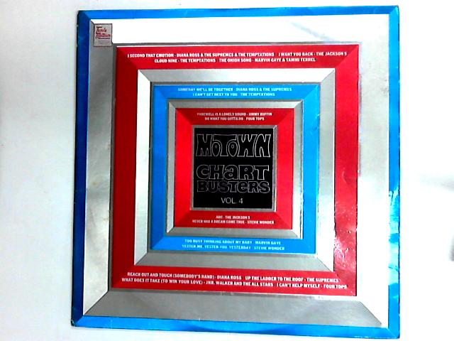 Motown Chartbusters Vol. 4 Comp by Various