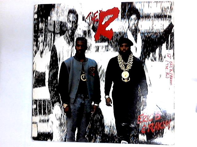The R 12in by Eric B. & Rakim