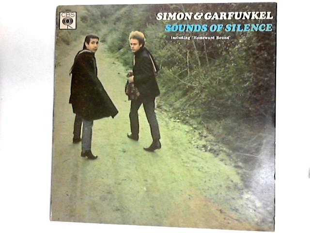 Sounds Of Silence LP by Simon & Garfunkel