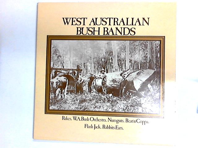 West Australian Bush Bands (Volume One) LP Gat by Various