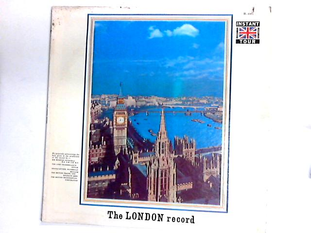 The London Record LP by Robert Docker