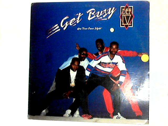 Get Busy 12in by Def IV