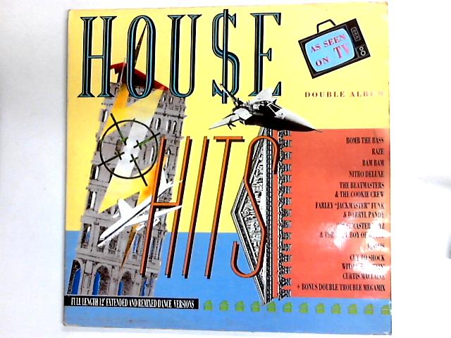 House Hits 2 x LP Comp by Various