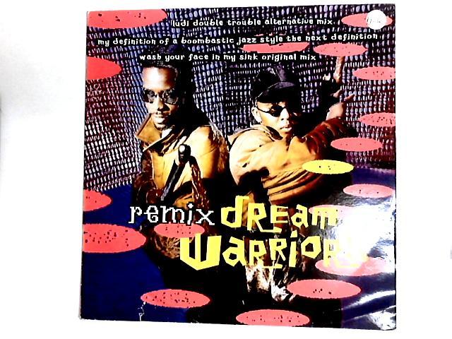 Ludi (Remix) 12in By Dream Warriors