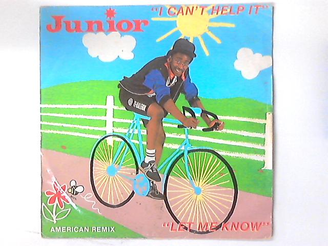 Let Me Know / I Can't Help It (American Remix) by Junior (2)