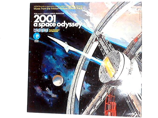 2001 - A Space Odyssey LP by Various
