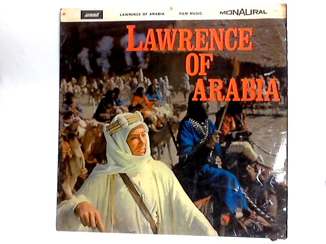 Lawrence Of Arabia LP by The Strand Pops Orchestra