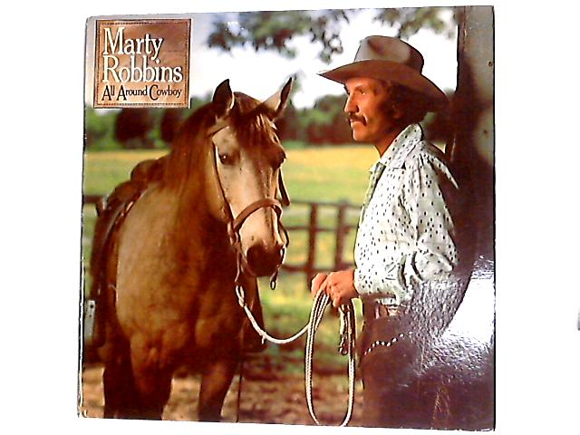 All Around Cowboy LP by Marty Robbins