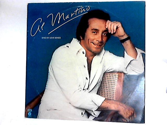 Sing My Love Songs LP By Al Martino