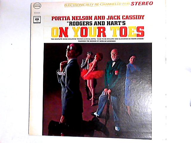 On Your Toes LP by Portia Nelson
