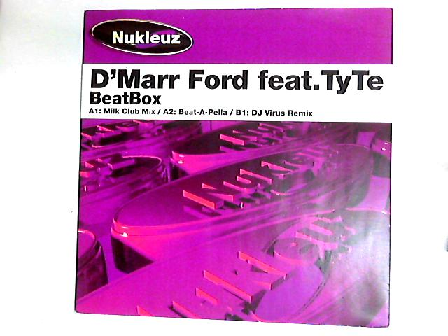 Beatbox 12in by D'Marr Ford
