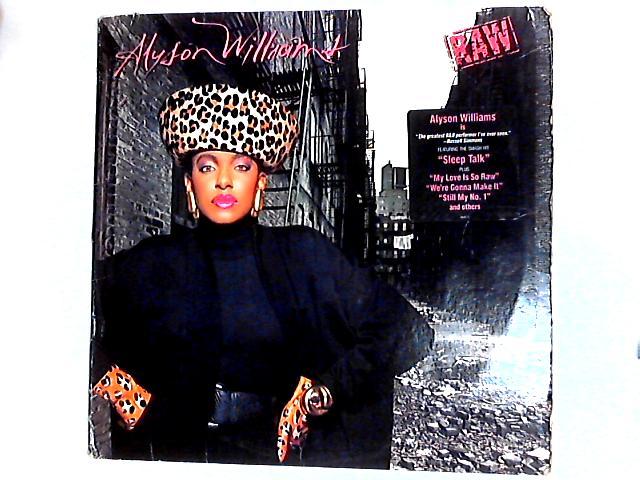 Raw LP by Alyson Williams