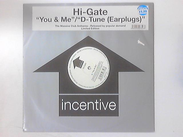 You & Me / D-Tune (Earplugs) by Hi-Gate
