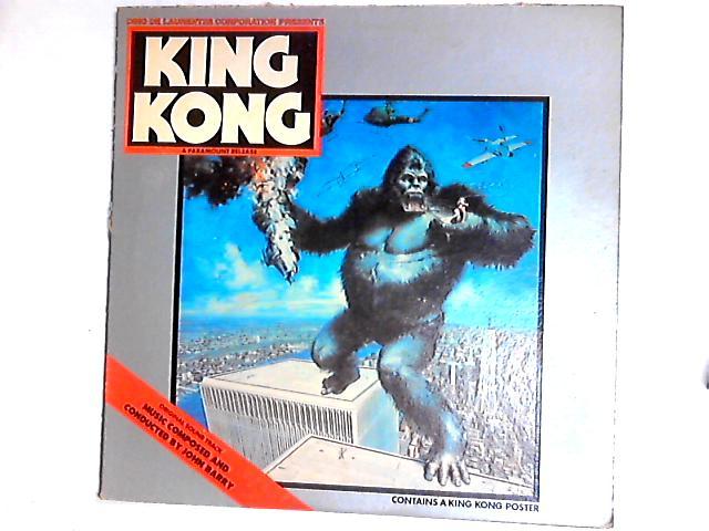 King Kong (Original Sound Track) LP by John Barry