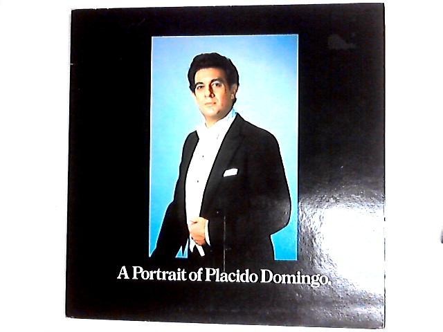 A Portrait Of Placido Domingo LP Gat by Placido Domingo