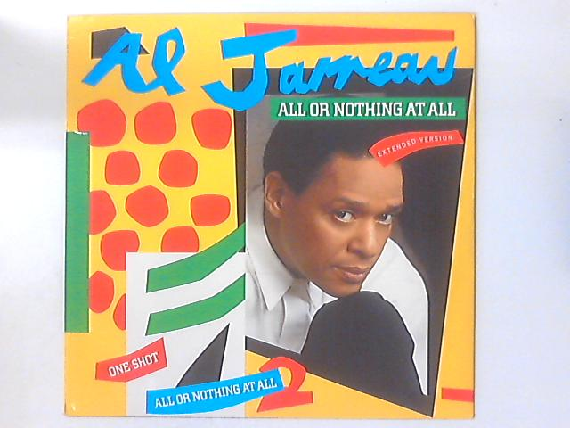 All Or Nothing At All By Al Jarreau