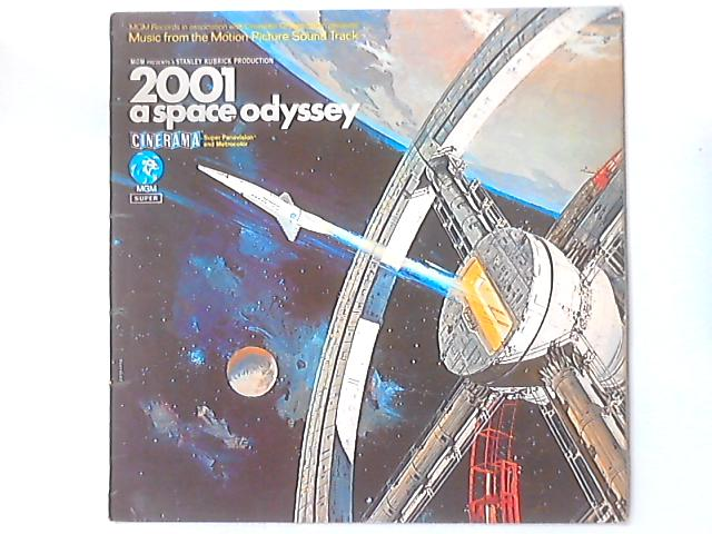 2001 A Space Odyssey by Various