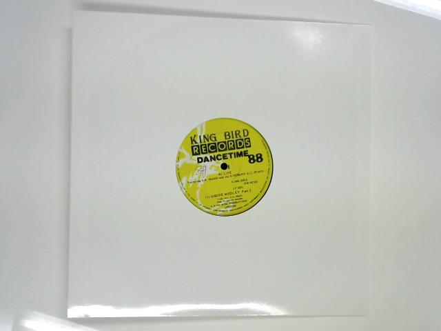 Hi-Life Salsa - Dancetime 88 Vol 1 EP 12in no slv By Kingbird Allstars