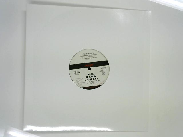 Everybody's Laughing (Sangria Mix) 12in 1st no slv By Phil Fearon & Galaxy