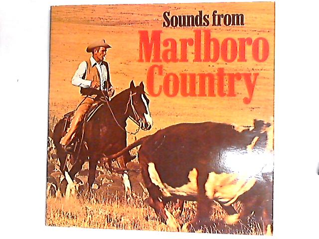 Sounds From Marlboro Country LP by Unknown Artist