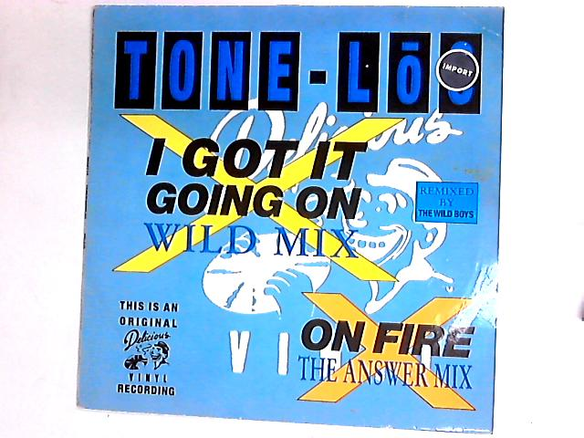 I Got It Going On 12in by Tone Loc