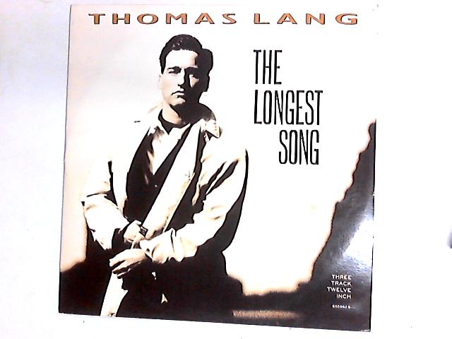 The Longest Song 12in by Thomas Lang