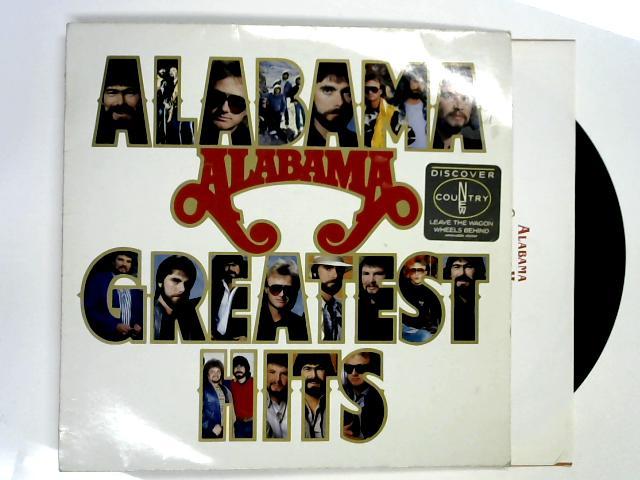 Alabama Greatest Hits LP 1st by Alabama