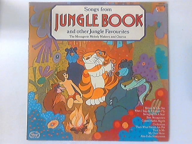 Songs From The Jungle Book And Other Jungle Favourites by The Menagerie Melody Makers