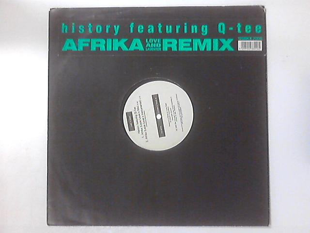 Afrika (Love And Laughter Remix) by History