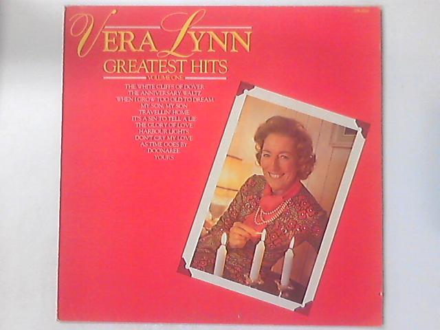 Greatest Hits Volume One By Vera Lynn